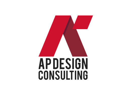 AP-design consulting logo design thinking innovation